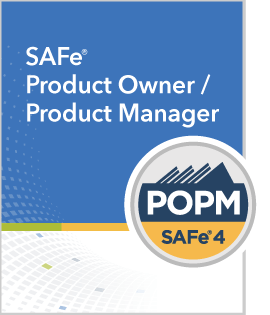 SAFe PO/PM certificate