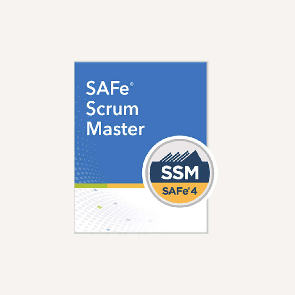 Safe Scrum Master Certification Certified Safe Scrum Master Ssm