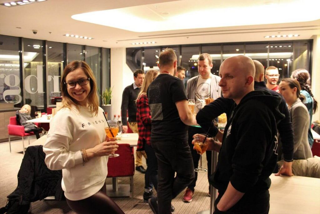 Our first Agile events in Krakow